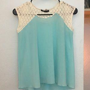 Tops - Robin Blue Shirt